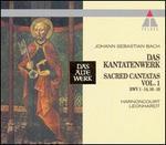 Bach: Sacred Cantatas, Vol. 1, BWV 1-14, 16-19