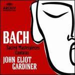 Bach: Sacred Masterpieces and Cantatas - Andreas Schmidt (baritone); Andrew Murgatroyd (tenor); Ann Monoyios (soprano); Anne Sofie von Otter (alto); Anne Sofie von Otter (mezzo-soprano); Anthony Rolfe Johnson (tenor); Ashley Stafford (counter tenor); Barbara Bonney (soprano)