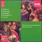 Bach, Scarlatti, Telemann: Cantatas