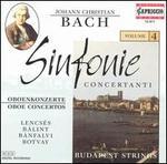 Bach: Sinfonie Concertanti, Vol. 4, Oboe Concertos