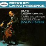 Bach: Six Suites; Sonatas in G major & D major