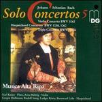 Bach: Solo Concertos Vol. 5