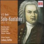 Bach: Solo-Kantaten