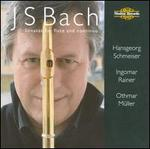 Bach: Sonatas for flute and continuo