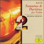 Bach: Sonatas & Partitas for Solo Violin - Henryk Szeryng (violin)