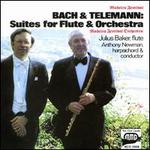 Bach, Telemann: Suites for Flute & Orchestra