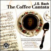 Bach: The Coffee Cantata - Ann Monoyios (soprano); Daniel Waitzman (flute); Edward Brewer (harpsichord); Edward Brewer (baroque organ);...