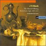 Bach: The Musical Offering - Frances Eustace (bassoon); Gary Cooper (harpsichord); Monica Huggett (violin); Paul Goodwin (oboe); Pavlo Beznosiuk (viola);...