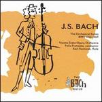 Bach: The Orchestral Suites. BWV 1066-1069