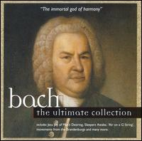 Bach: The Ultimate Collection - Elisabeth von Magnus (mezzo-soprano); English Baroque Soloists; Gérard Jarry (violin); Jean-Pierre Rampal (flute);...