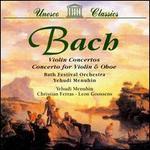 Bach: Violin Concertos; Concerto for Violin & Oboe