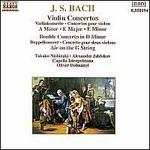 Bach: Violin Concertos; Double Concerto; Air on the G String