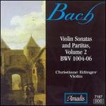 Bach: Violin Sonatas and Partitas, Vol. 2 (BWV 1004-06)