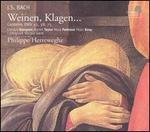 Bach: Weinen, Klagen - Cantates, BWV 12, 38, 75