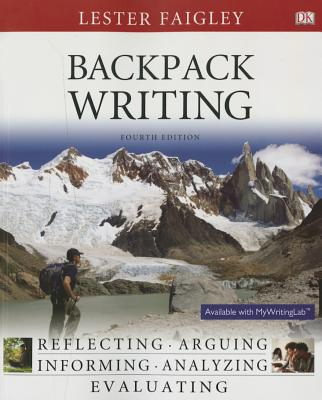 Backpack Writing - Faigley, Lester, Professor