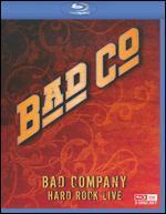 Bad Company: Hard Rock Live [DVD/CD] [Blu-ray]