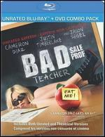 Bad Teacher (Unrated) [French] [Blu-ray/DVD]