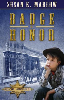 Badge of Honor - Marlow, Susan K