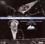 Badura-Skoda: The Sydney Opera House Recital, May 31, 1982