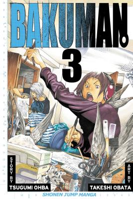 Bakuman, Volume 3 - Ohba, Tsugumi