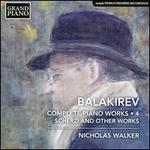 Balakirev: Complete Piano Works, Vol. 4 - Scherzi and Other Works