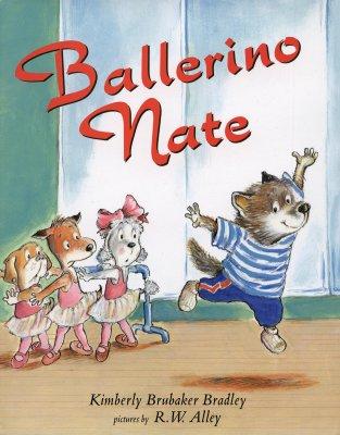 Ballerino Nate - Bradley, Kimberly Brubaker