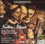 Balsamino & Monteverdi: Novellette e Madrigali