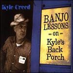 Banjo Lessons on Kyle's Back Porch