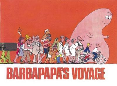 Barbapapa's Voyage - Tison, Annette, and Taylor, Talus