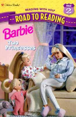 Barbie: Two Princesses - Gordh, Bill