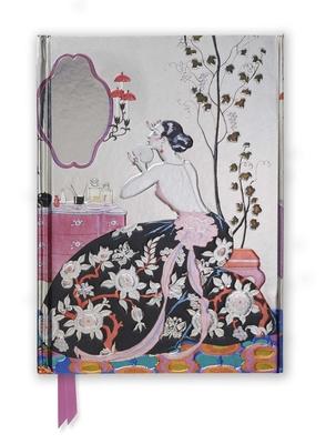 Barbier: Backless Dress (Foiled Journal) - Flame Tree Studio (Creator)