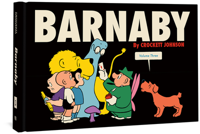 Barnaby Volume Three - Johnson, Crockett, and Morley, Jack, and Ferro, Ted