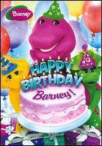 Barney: Happy Birthday, Barney!