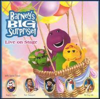 Barney's Big Surprise! Live on Stage - Barney