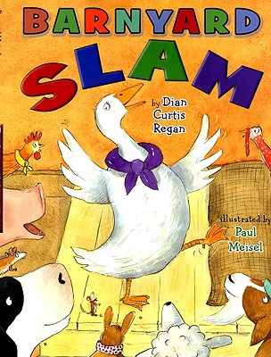Barnyard Slam - Regan, Dian Curtis