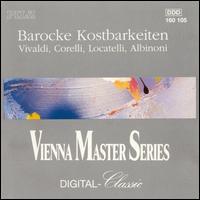 Barocke Kostbarkeiten (Baroque Treasures) - I Solisti di Zagreb