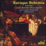 Baroque Bohemia & Beyond: Linek, Kozeluh, Brixi, Rejcha