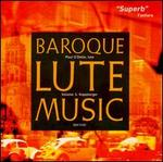Baroque Lute Music, Vol. 1: Kapsberger
