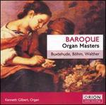Baroque Organ Masters