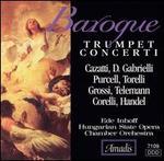 Baroque Trumpet Concerti