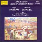 Barrios, Infante: Music for Piano