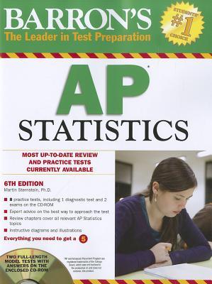 Barron's AP Statistics - Sternstein, Martin, Ph.D.