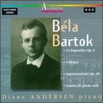 Bartók: 14 Bagatelles, Op. 6;