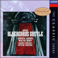 Bartók: Bluebeard's Castle - Christa Ludwig (vocals); Walter Berry (vocals); London Symphony Orchestra; Istvan Kertesz (conductor)