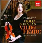 Bartók, Grieg, Strauss: Violin Sonatas