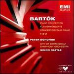 Bartók: Piano Concertos