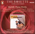 Bart�k: Piano Works