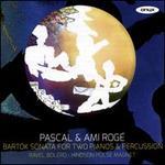 Bart�k: Sonata for Two Pianos & Percussion