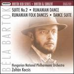 Bartók: Suite No. 2; Rumanian Dance; Rumanian Folk Dances; Dance Suite