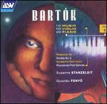 Bartók: The Music for Violin and Piano, Vol. 1